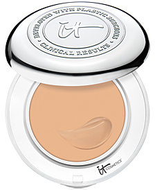 IT Cosmetics Confidence In A Compact Solid Serum Foundation with SPF 50+
