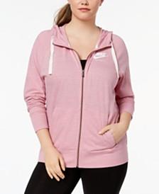 Nike Jacket Pink And White
