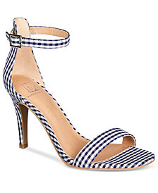 Material Girl Blaire Two-Piece Dress Sandals, Created fo