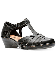 Clarks Collection Women's Wendy Alto Mary Jane Flats