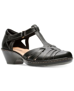 Clarks Collection Women's Wendy Alto Mary Jane Flats Women's Shoes 5091515