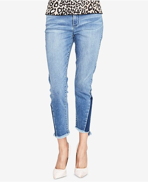 RACHEL Rachel Roy Cropped Skinny Jeans, Created for Macy's