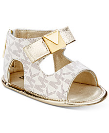 Michael Kors Baby Dolly Sandals, Baby Girls