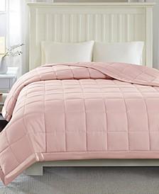 Windom Down-Alternative Blankets, Quilted Microfiber with 3M Scotchgard™ Moisture Management