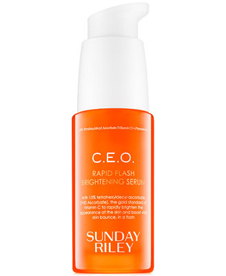C.E.O. Rapid Flash Brightening Serum, 1 Fl. Oz. by Sunday Riley