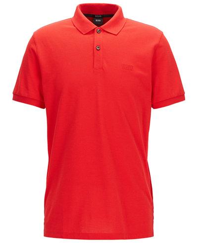 BOSS Men's Cotton Polo