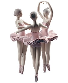 Our Ballet Pose Figurine