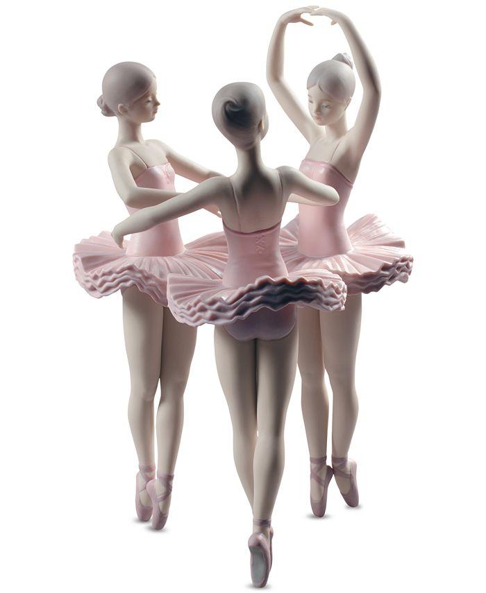 Lladró - Our Ballet Pose Figurine