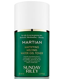 Sunday Riley Martian Mattifying Melting Water-Gel Toner, 1.7 fl. oz.