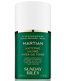 Martian Mattifying Melting Water-Gel Toner, 1.7 fl. oz.