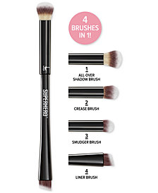 IT Cosmetics Superhero 4-in-1 Shadow and Liner Brush