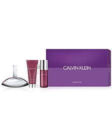 Calvin Klein 4-Pc. Euphoria For Women Gift Set