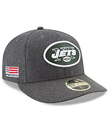 New Era New York Jets Crafted In America Low Profile 59FIFTY Fitted Cap