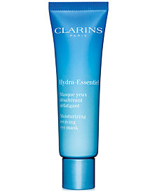 Clarins Hydra-Essentiel Moisturizing Reviving Eye Mask, 1-oz.