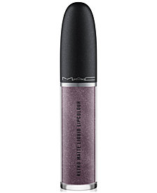 MAC Retro Matte Liquid Lipcolour Metallics