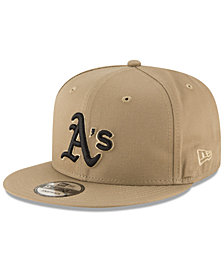 New Era Oakland Athletics Fall Shades 9FIFTY Snapback Cap