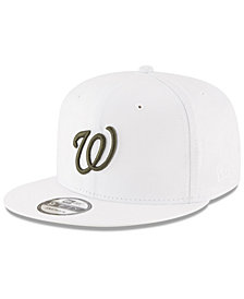 New Era Washington Nationals Fall Shades 9FIFTY Snapback Cap