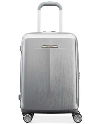 "Mystique 21"" Hardside Expandable Carry-On Spinner Suitcase, Created for Macy's"