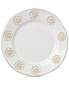 Lenox-Wainwright Boho Garden Salad Plate, Created for Macy's