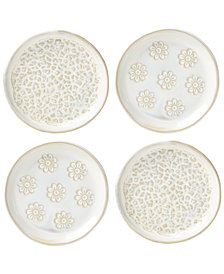 Lenox-Wainwright Boho 4-Pc. Canapé Plate Set, Created for Macy's