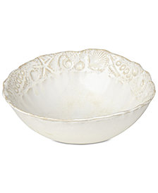 Lenox-Wainwright Boho Beach Small Serving Bowl, Created for Macy's