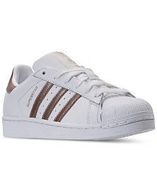 d1b1368c34b adidas Women s Superstar Casual Sneakers from Finish Line
