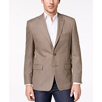 Deals on Lauren Ralph Lauren Mens Classic-Fit Ultraflex Patterned Sport Coat