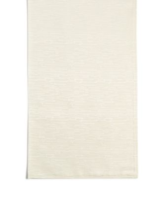 "Continental 70"" Cream Table Runner"