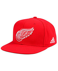 adidas Detroit Red Wings Core Snapback Cap