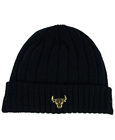 New Era Chicago Bulls Badge Slick Cuff Knit
