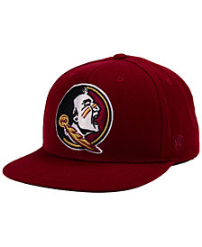 Top of the World Florida State Seminoles Extra Logo Snapback Cap