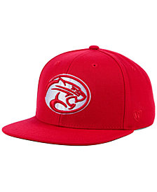 Top of the World Houston Cougars Extra Logo Snapback Cap