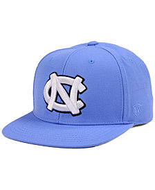 Top of the World North Carolina Tar Heels Extra Logo Snapback Cap