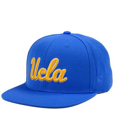 Top of the World UCLA Bruins Extra Logo Snapback Cap