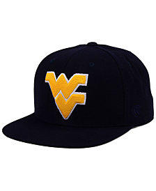 Top of the World West Virginia Mountaineers Extra Logo Snapback Cap