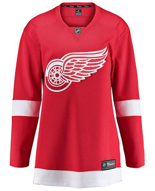 sports shoes d5383 583d5 Women's Detroit Red Wings Breakaway Jersey