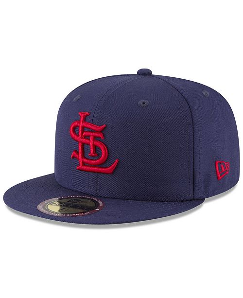 outlet store 1c50d 55d37 ... New Era St. Louis Cardinals Ultimate Patch Collection World Series 2.0 59Fifty  Fitted Cap ...