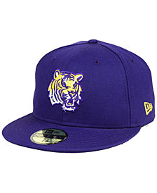 New Era LSU Tigers Vault 59FIFTY Fitted Cap