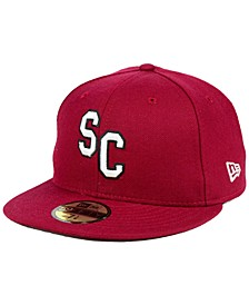 South Carolina Gamecocks Vault 59FIFTY Fitted Cap