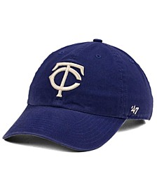 Minnesota Twins Timber Blue CLEAN UP Cap
