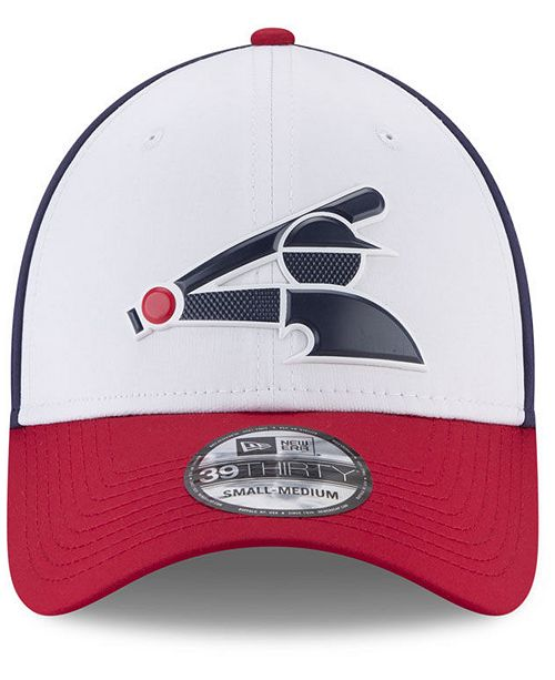 New Era Chicago White Sox Batting Practice 39THIRTY Cap - Sports Fan ... cf6323aa170