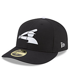 New Era Chicago White Sox Low Profile Batting Practice Pro Lite 59FIFTY Fitted Cap