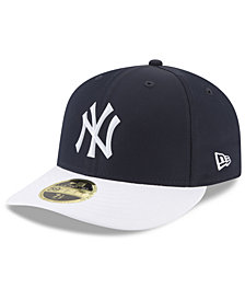 New Era New York Yankees Low Profile Batting Practice Pro Lite 59FIFTY Fitted Cap