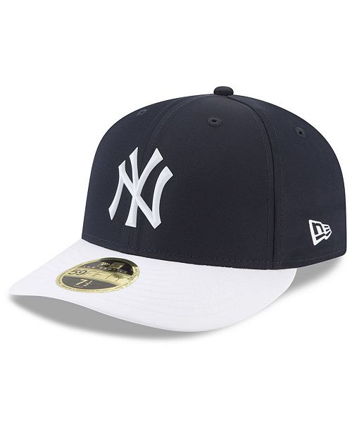 a512850204062 ... New Era New York Yankees Low Profile Batting Practice Pro Lite 59FIFTY  Fitted Cap ...