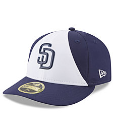 New Era San Diego Padres Low Profile Batting Practice Pro Lite 59FIFTY Fitted Cap