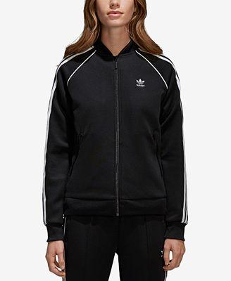 Adidas Adicolor Superstar 3 Stripe Track Jacket chaquetas
