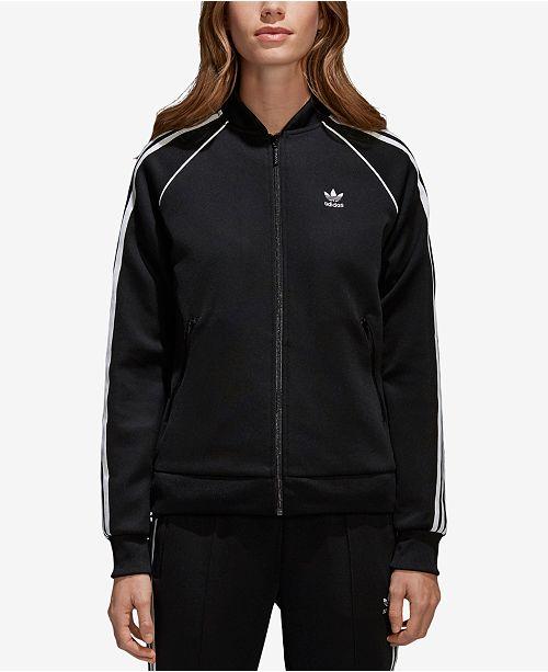 Women's adicolor Superstar Three Stripe Track Jacket