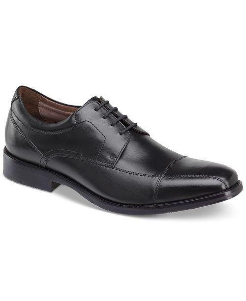 Johnston & Murphy Men's Bartlett Cap-Toe Lace-Up Oxfords Men's Shoes PFcfU4