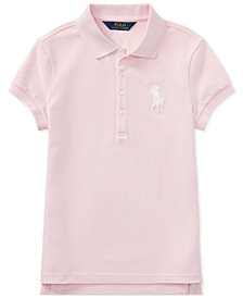 Ralph Lauren Big Pony Polo, Little Girls