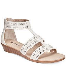 Rialto Greer Wedge Sandals